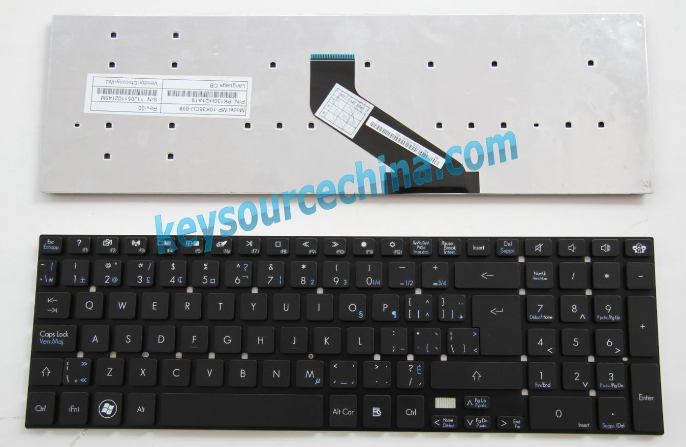 Новый ноутбук клавиатура k8 cougar 531010570100 6001830110 packard bell easynote b3 модели k011818n1 531068650003