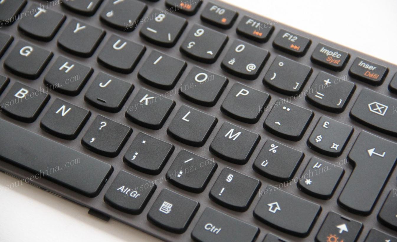 25208126 LENOVO IdeaPad G580 V580 V585 Z580 Z585 Clavier ...