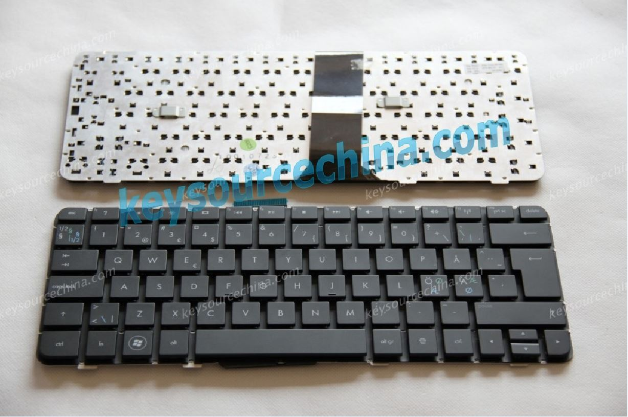 V110326as1,HP DV3-4000 Nordic keyboard,HP CQ32 Nordic keyboard,582373-DH1