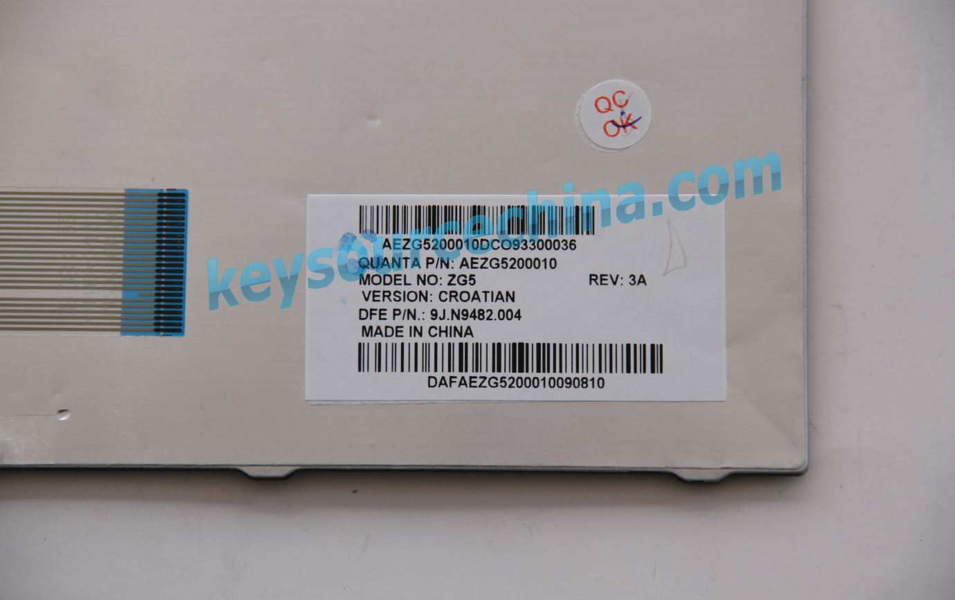 Laptop Tipkovnica For Acer Aspire One 531 A110 A150 D250