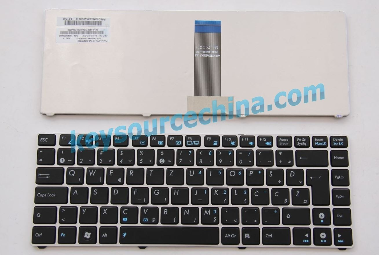 Acer Keyboard Laptop 532h D255 D257 D260 Em350 Nav50 Black Daftar Aspire One Happy Happy2 D270 Ao532 532 Putih 521 522 533 Ao532h Aod532h D255e Source 04gnx62kwb00 30kn0 G62wb03 For Asus Ul20