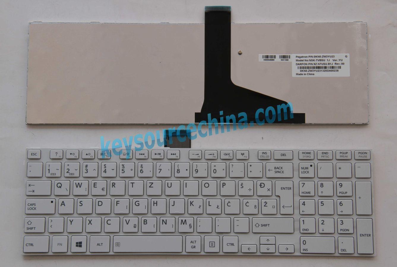 TASTIERA Toshiba Satellite c855 l875 l875d l875d-10e l875-132 l875-12p l870-16e
