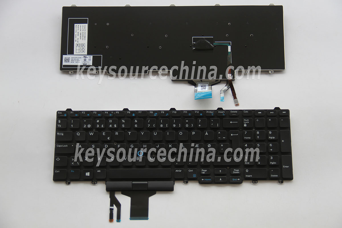 SG-63300-2KA Originalt Dell Latitude E5550