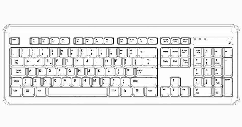 Quick Question  Keyboard    Windows10